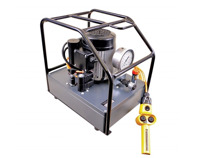 2500 Bar Electric Driven Hydraulic Test Pump