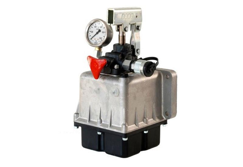 350 Bar Hydraulic Hand Pumps