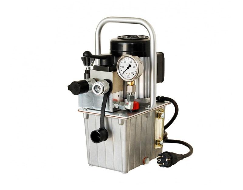 Dahlmann 700 Bar Electric Driven Mini Hydraulic Power Pack