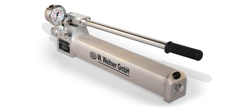 700 bar Double Speed Hydraulic Hand Pumps