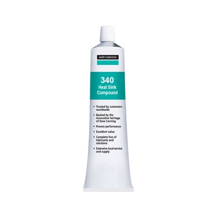 Dow Corning 340 Heat Sink Compound Lubricant/Grease