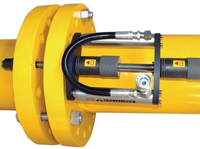 FC10TE Equalizer Hydraulic Flange Closing Tool