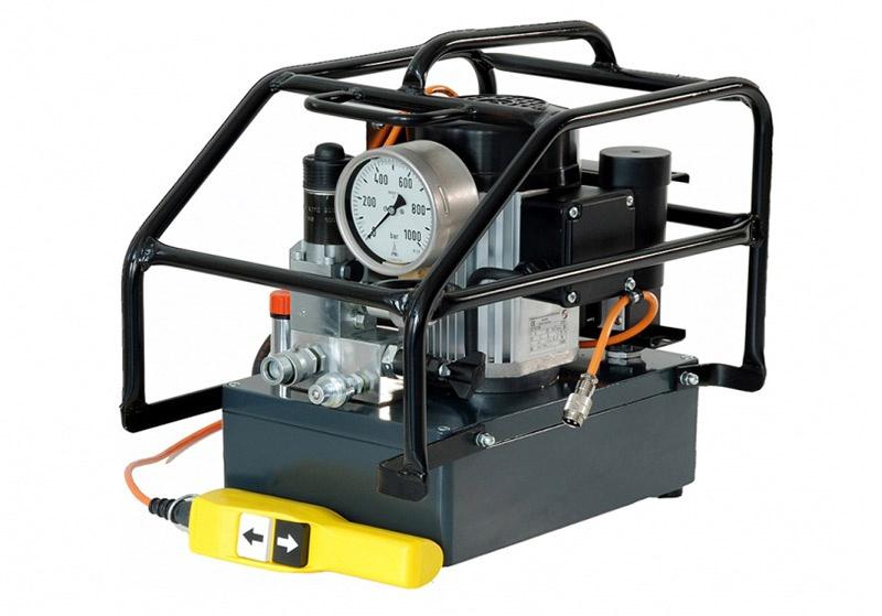 FE55 -High Performance Electric Hydraulic Torque Wrench Pump