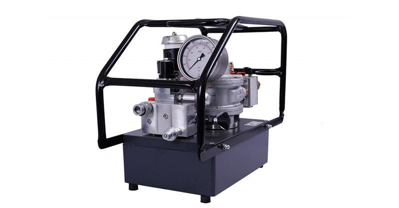 FP - Air Driven Hydraulic Torque Wrench Pumps