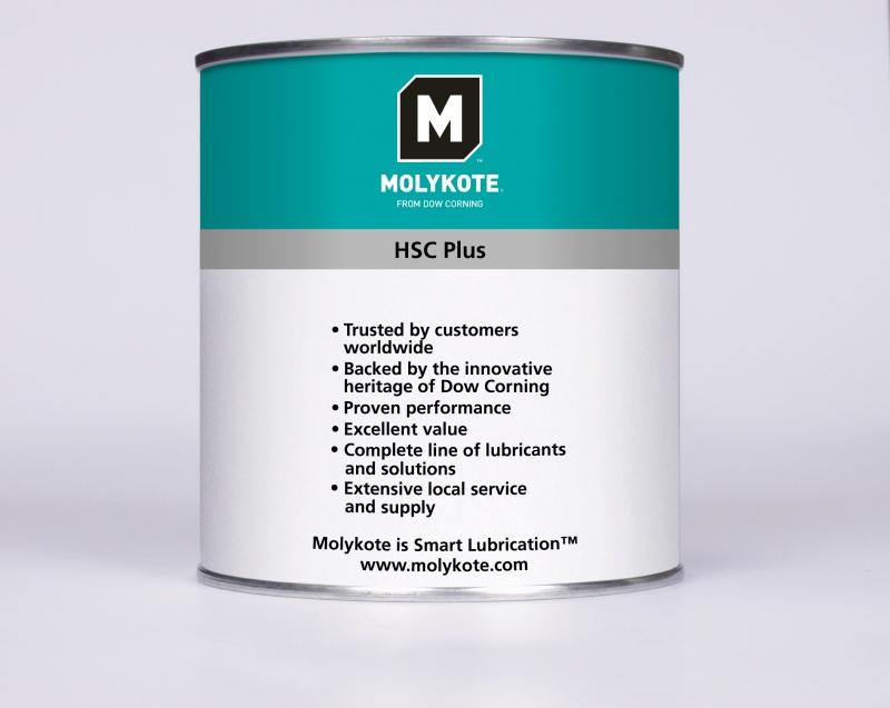 MOLYKOTE HSC PLUS - Molykote anti-seize lubricants