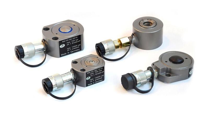 Low Profile Hydraulic Cylinders