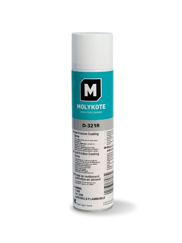 Molykote 174 D 321 R Anti Friction Coating Afc Based On Mos2