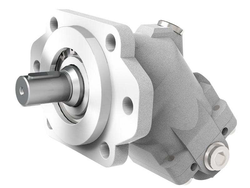 Bent Axis Piston Pump - SAE