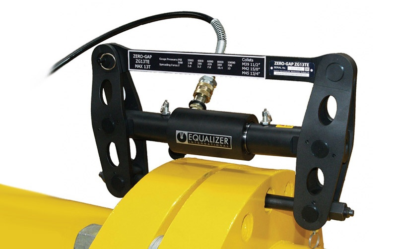 SG13TE - 13 Ton Secure Grip Hydraulic Flange Spreader