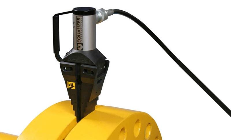 SW15TE - 15 Ton Hydraulic Flange Spreader