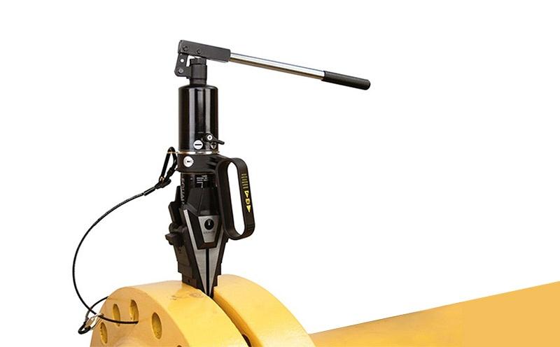 SWi20/25TI - 25 Ton Internal Pump Hydraulic Flange Spreader