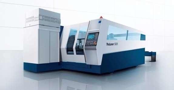 trumpf laser machine