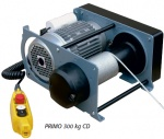 ELECTRIC WINCHES PRIMO – from 150 to 2 t