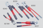 Hi-Force Self Contained Cable Crimping Tools