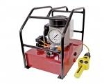 2000 Bar Electric <b class=red>Driven</b> Hydraulic Test Pump