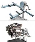 ww-GA-400 Universal Engine & Transmission Support / Mount