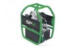 SPX FLOW PA60A High Performance Air Powered Hydraulic <b class=red>Torque</b> Pumps