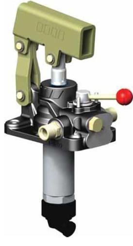 Hydraulic Hand Pump : Bar hydraulic hand pumps