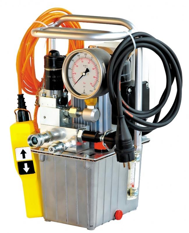 Miniature Hydraulic Motors : Mini hydraulic torque pump wrenche pumps