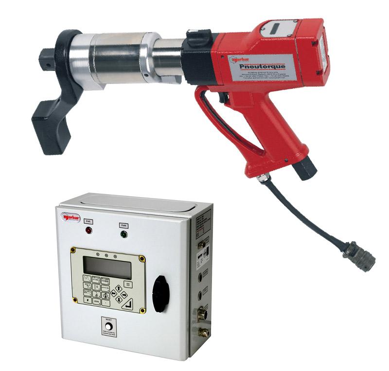Pneumatic Torque Wrench ~ Norbar external control pneumatic torque wrenches