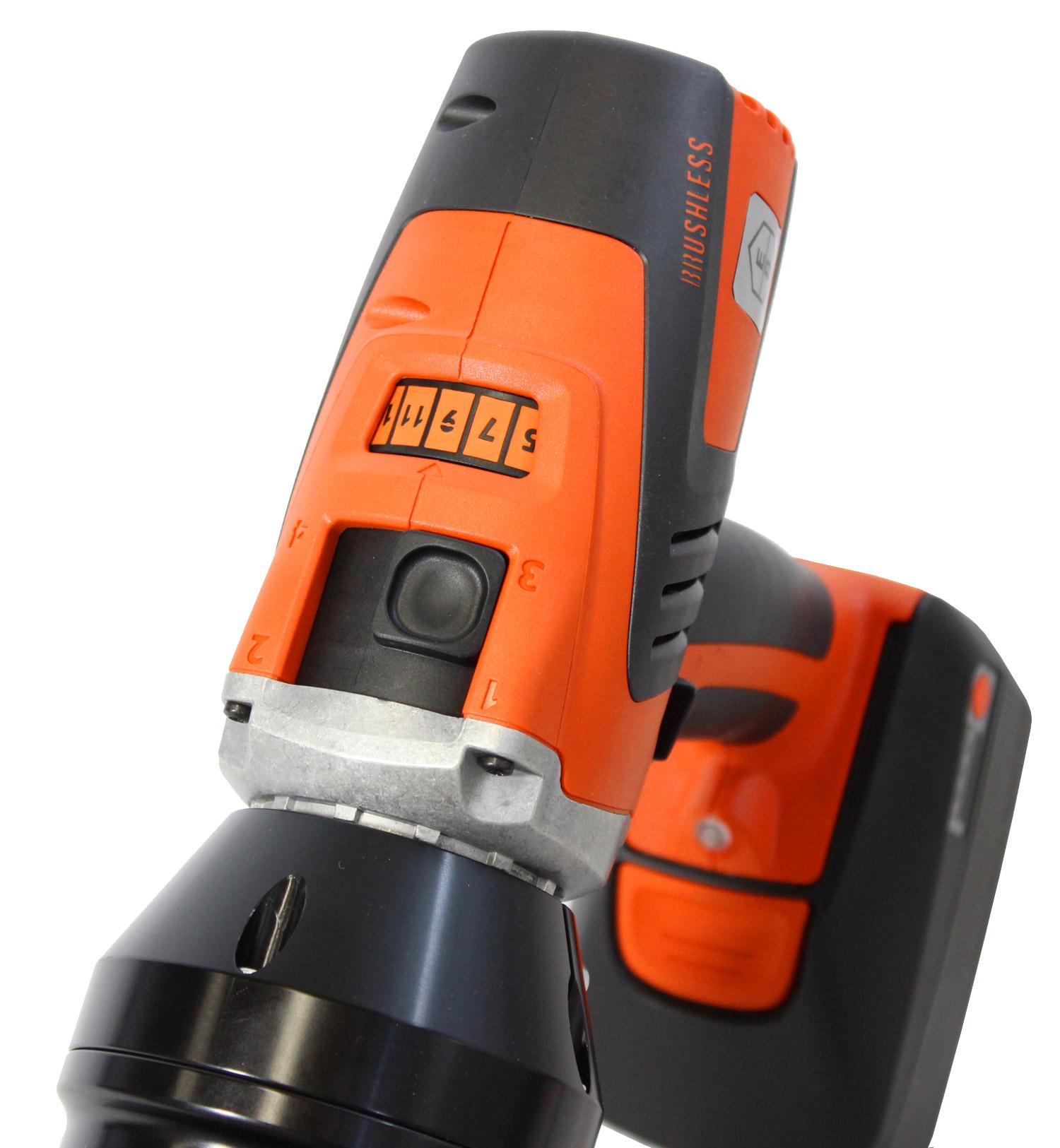 Cordless Torque Wrench Tqs Juwel Adjustment