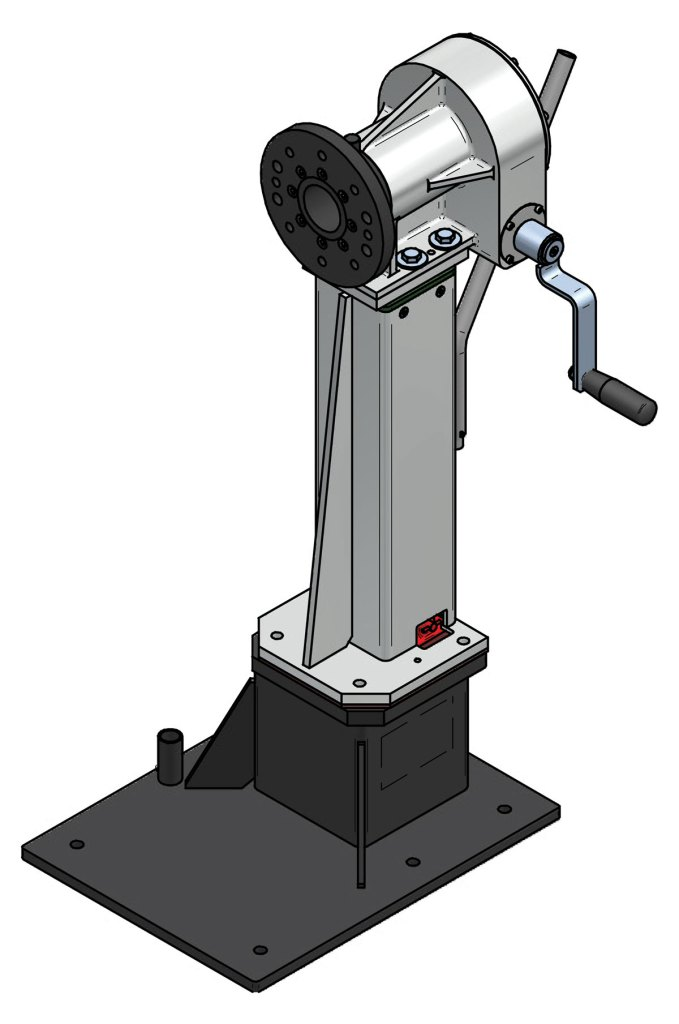Rs 500 Engine Transmission Repair Stand Repair Stands
